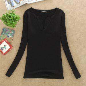 2017-solid-14-colors-V-Neck-Blouses-Sexy-Slim-Knitted-Long-Sleeve-Chemise-Femme-Korean-Tops-1.jpg_640x640-1