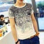 2018-New-Man-s-Tshirt-Summer-Clothing-Tee-Shirt-Camisetas-Mens-Cotton-Short-Sleeve-camisa-masculina-2