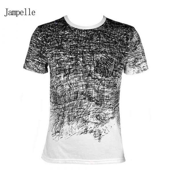 2018 New Man's Tshirt Summer Clothing Tee Shirt Camisetas Mens Cotton Short  Sleeve camisa masculina Male T shirt Blusa free ship