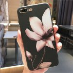 11 Pro Luxury 3D Silicone Case For iPhone 6 7 6S 8 Plus 5S SE X XS MAX XR Shockproof Flower Phone Case For iPhone 6 7 Case Girl