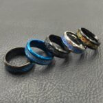 11-colors-Blue-Black-Silvering-Irish-Dragon-Titanium-Carbide-Ring-8mm–Wedding-Bands-Couple-Anniversary-Jewelry-G0170