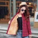 2019-Brand-New-Winter-Warm-Women-Velvet-Thicker-Jacket-Plaid-Shirt-Style-Coat-Female-College-Style-Casual-Jacket-Outerwear